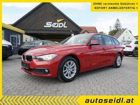 BMW 316d Touring Aut. *NAVI* bei Autohaus Seidl Gleisdorf in autoseidl.at