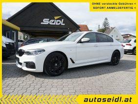 BMW 520d xDrive Aut. *M-SPORTPAKET* bei Autohaus Seidl Gleisdorf in autoseidl.at