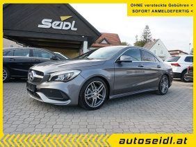 Mercedes-Benz CLA 180 d *AMG+LED+NAVI* bei Autohaus Seidl Gleisdorf in autoseidl.at