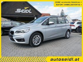 BMW 216d Gran Tourer Advantage *LED+AHV+NAVI* bei Autohaus Seidl Gleisdorf in autoseidl.at