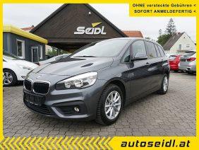 BMW 216d Gran Tourer Aut. *7-SITZE+NAVI* bei Autohaus Seidl Gleisdorf in autoseidl.at