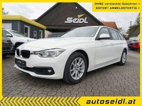 BMW 318d Touring Advantage *NAVI+LED* bei Autohaus Seidl Gleisdorf in autoseidl.at