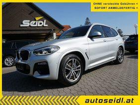 BMW X3 xDrive 25d M Sport Aut. *VOLL* bei Autohaus Seidl Gleisdorf in autoseidl.at