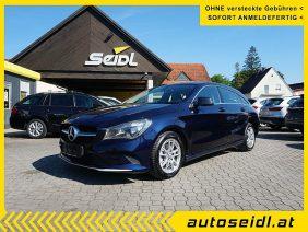 Mercedes-Benz CLA 180 d Shooting Brake Aut. *NAVI+KAMERA* bei Autohaus Seidl Gleisdorf in autoseidl.at