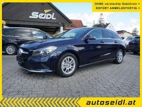 Mercedes-Benz CLA 180 d Shooting Brake *NAVI+KAMERA* bei Autohaus Seidl Gleisdorf in autoseidl.at