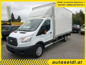 Ford Transit Fahrgestell 2,0 TDCi L4H1 350 Trend *LADEBORDWAND* bei Autohaus Seidl Gleisdorf in autoseidl.at