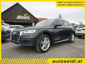 Audi Q5 2,0 TDI quattro sport S-tronic *S-LINE+LED+NAVI* bei Autohaus Seidl Gleisdorf in autoseidl.at