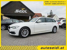 BMW 320d Touring EfficientDynamics Aut. *LED+NAVI+HEAD UP* bei Autohaus Seidl Gleisdorf in autoseidl.at