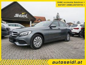 Mercedes-Benz C 200 d T *NAVI+LED* bei Autohaus Seidl Gleisdorf in autoseidl.at